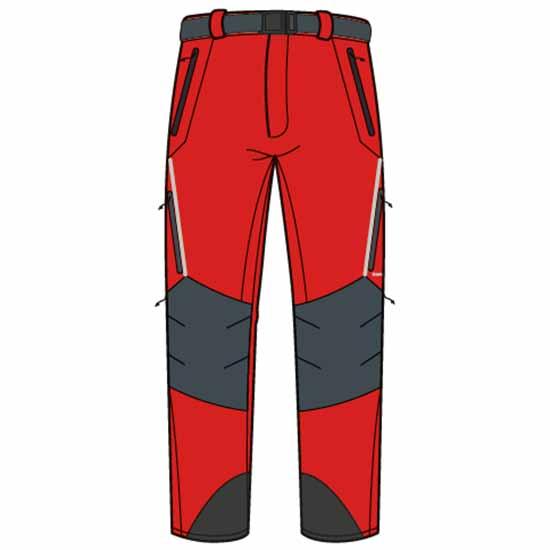 Trangoworld Prote Fi XXL Red / Anthracite