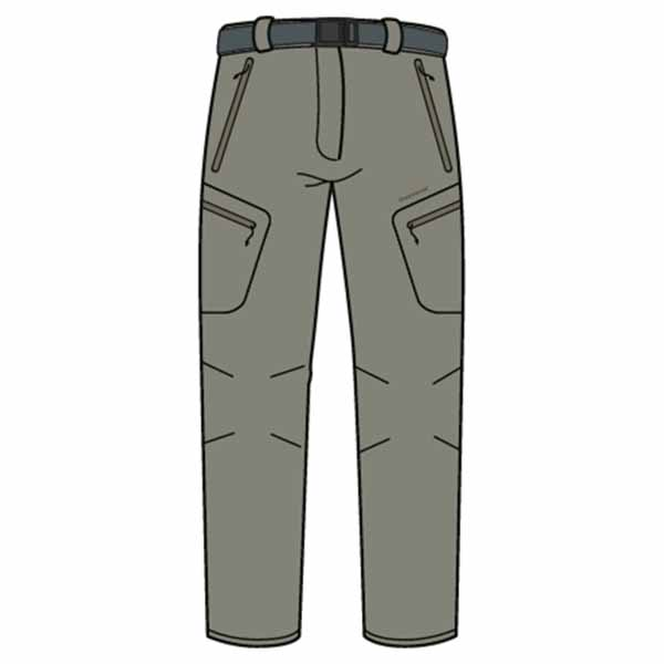 Trangoworld Wifa Sk Pants Regular XXL Rock Ridge