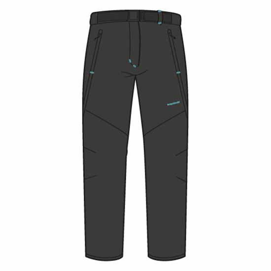 Trangoworld Flexa Pants Short XL Black