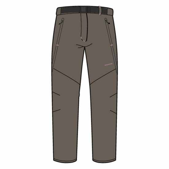 Trangoworld Flexa Pants Short L Bungee Cord