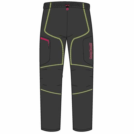 Trangoworld Sannat Sn Pants Short L Black
