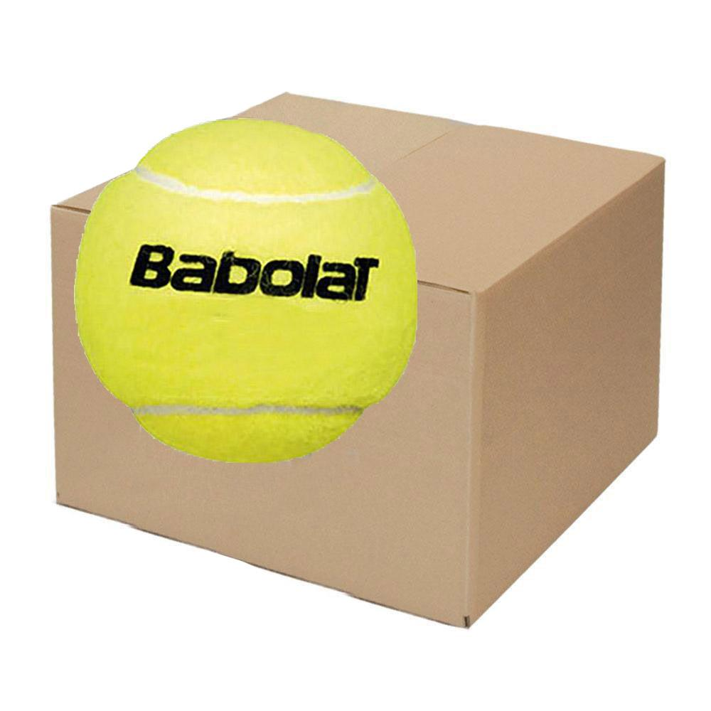 Babolat Soft Foam Box 36 Balls Yellow