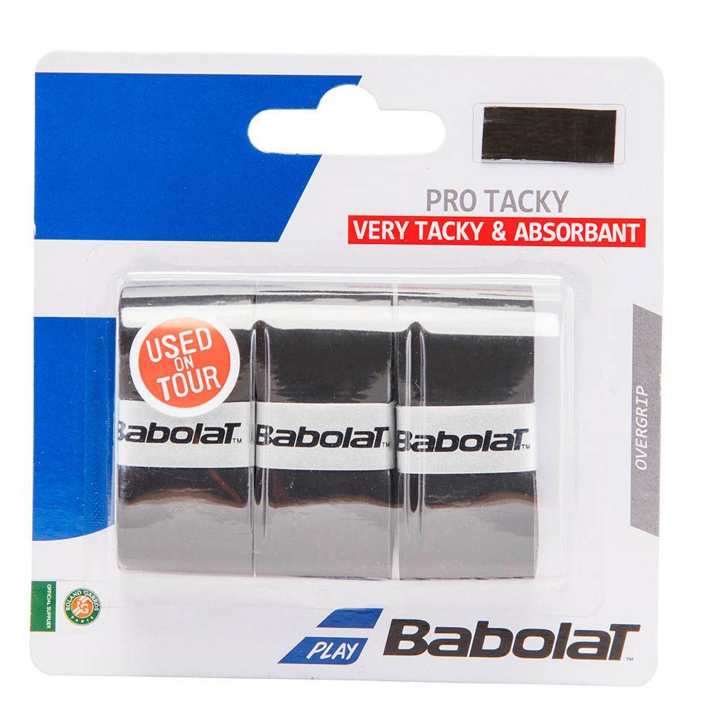 Babolat Pro Tacky 3 Units One Size White