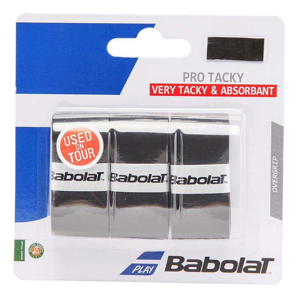 Babolat Pro Tacky 3 Units One Size Black