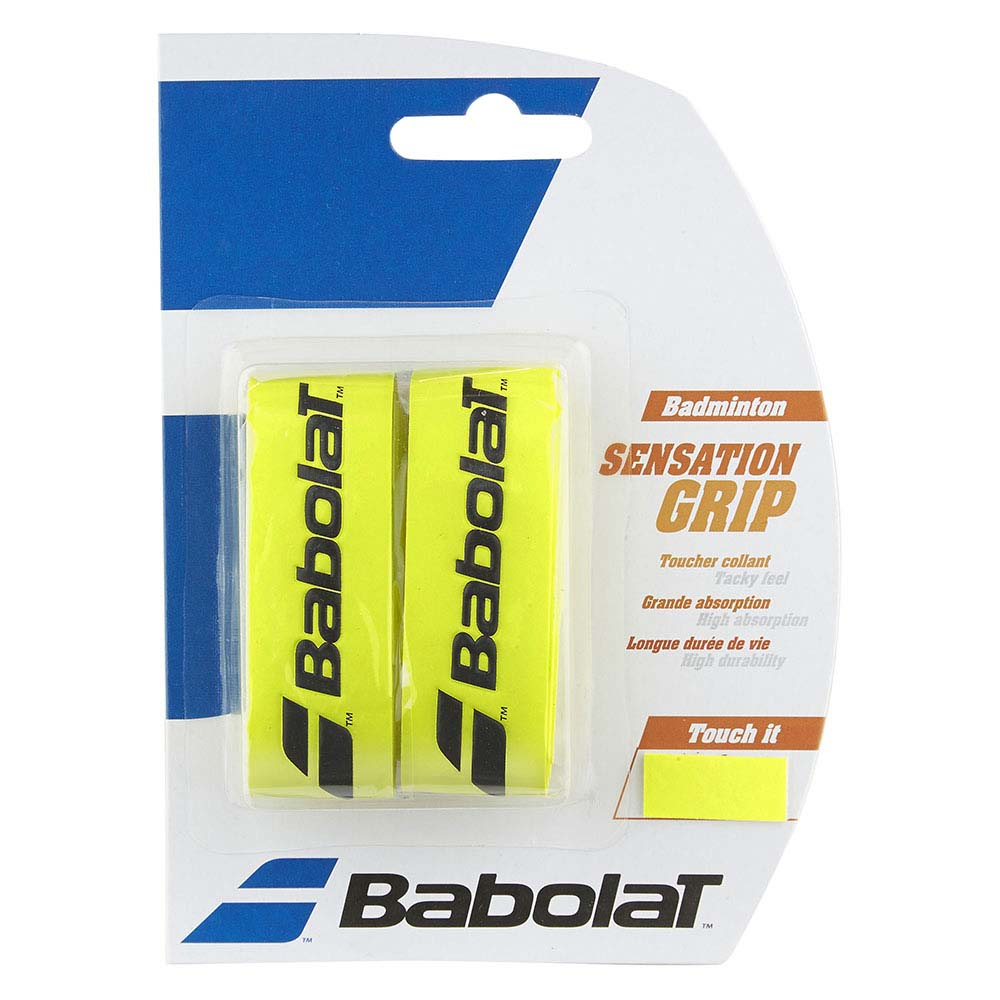 Babolat Sensation 2 Units One Size Yellow