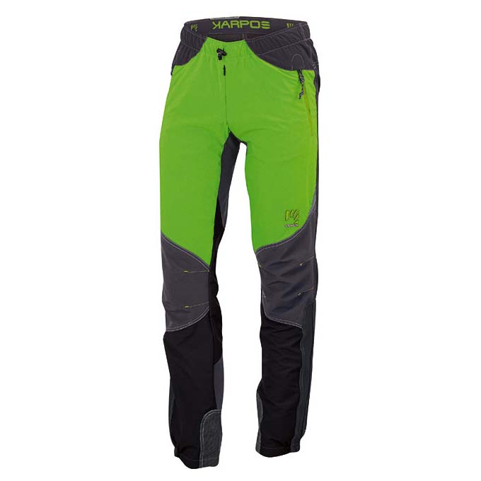 karpos-rock-pants-46-apple-green-dark-grey
