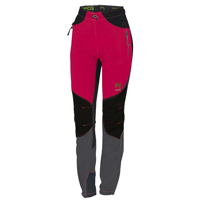 karpos-rock-pants-42-raspberry-black-dark-grey