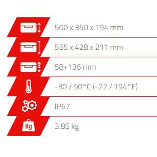 max-max505s-55-5-x-44-5-x-25-8-cm-black