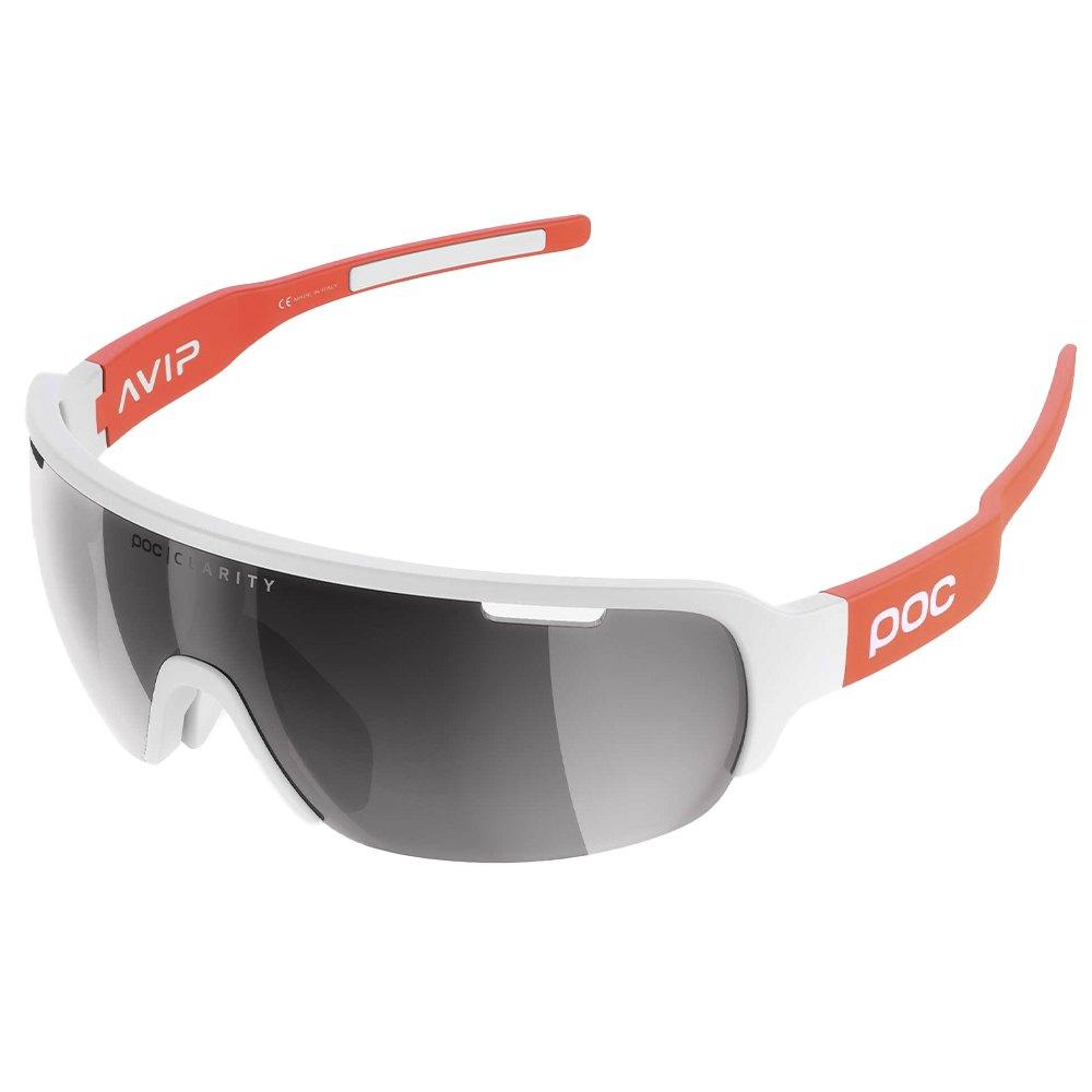 Poc Do Half Blade Avip Violet/Light Silver/CAT2 Hydrogen White / Zink Orange