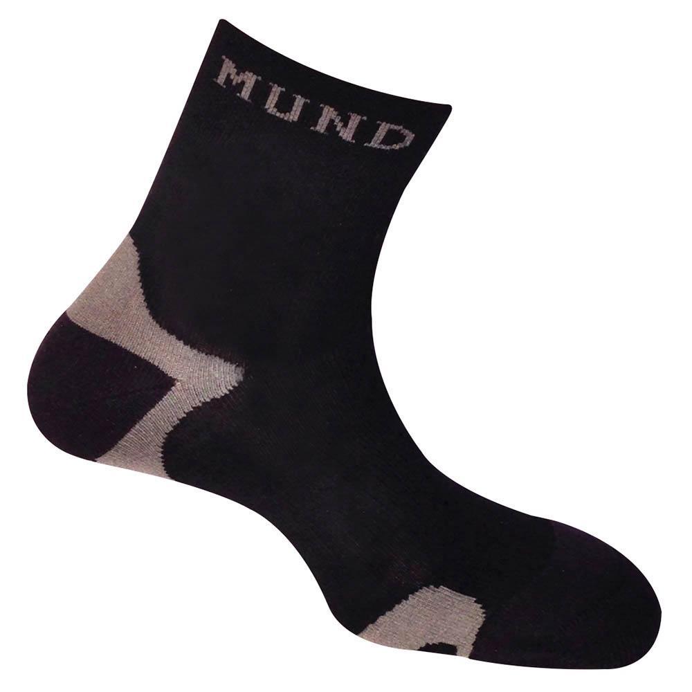 Mund Socks Veleta EU 46-49 Black