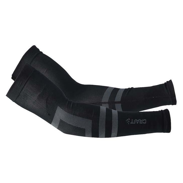 Craft Seamless Arm Warmer 2.0 XS-S Black