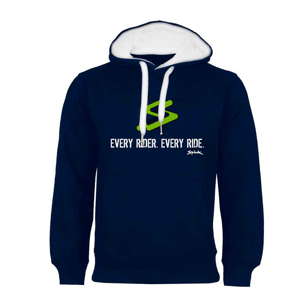 Spiuk Every , Hooded Navy , Every Felpe Spiuk , ciclismo , Abbigliamento Uomo b7c9c4