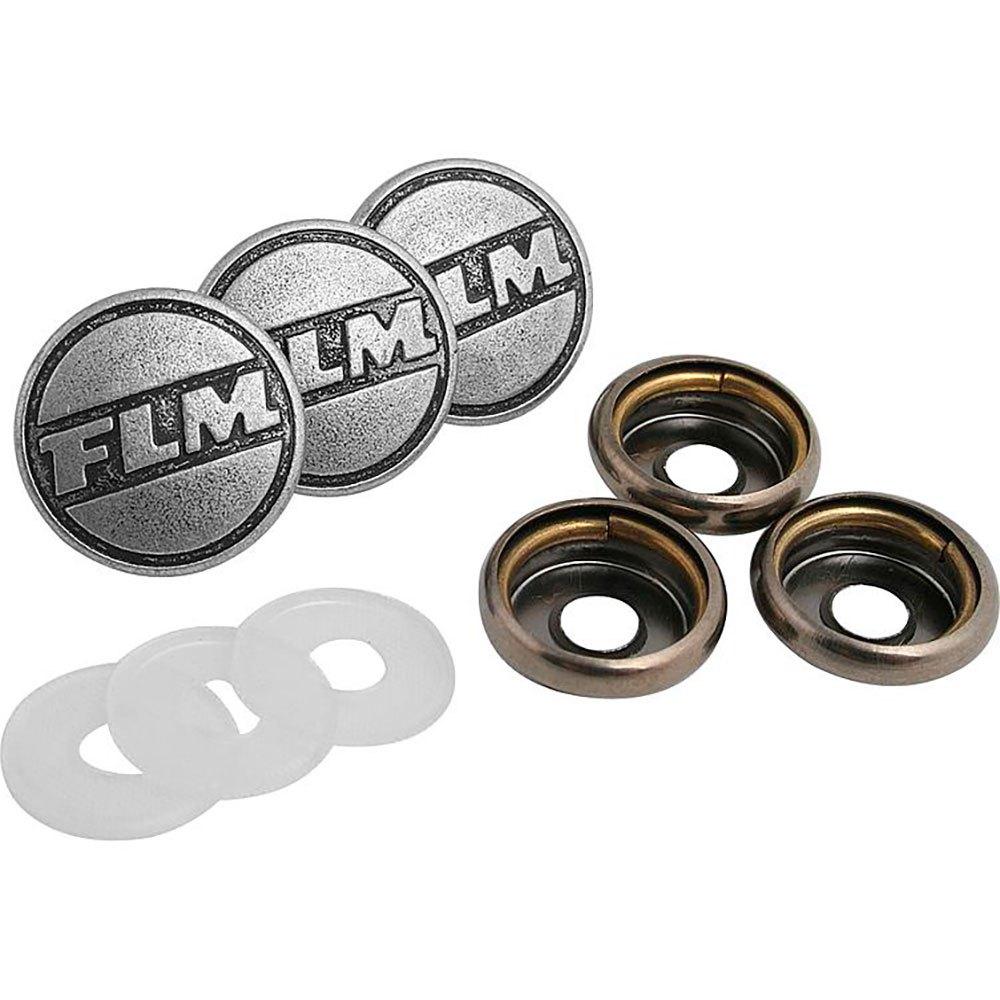 Accesoires en onderdelen 3x Upper Button Metal