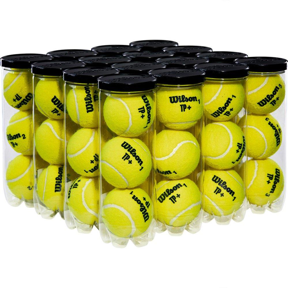 Wilson Tp Box 16 x 3 Balls Yellow