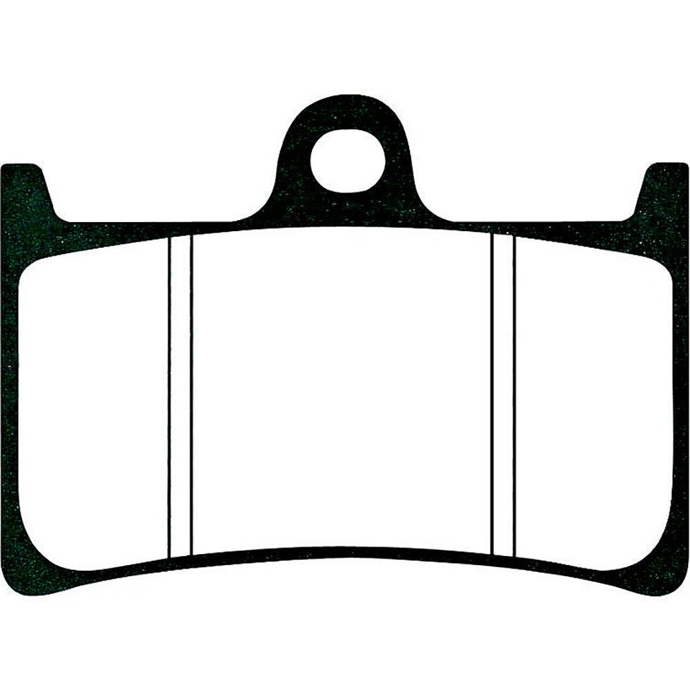Hi Q Brake Pad Pad Pad Fa 252 Multicoloured , Freins et accessoires Hi q , moto 90ad05