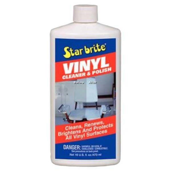 Starbrite Vinyl Cleaner And Polish Polish Polish Multicoloured , Entretien et Maintenance 35b436