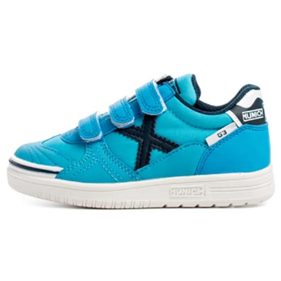 Munich G3 Ocean Velcro Kid EU 27 Blue / Black
