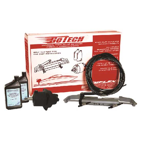 uflex-gotech-10-hydraulic-steering-system-kit-one-size