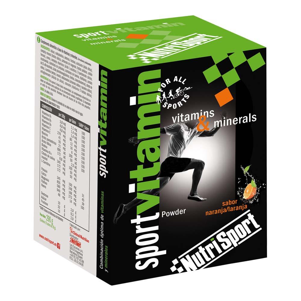 nutrisport-sport-vitamin-10-units-orange-one-size
