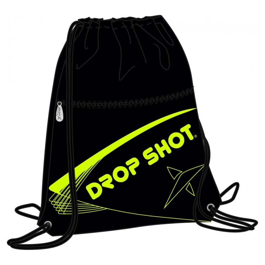 Drop Shot Sac À Cordon Draco One Size Black / Yellow