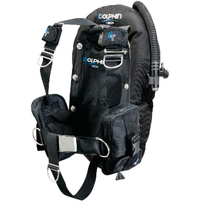 Ist Dolphin Tech Jt 40 Mit Ss Back Und Basic Harnesse Tarierjacket Black Westen Jt 40 Mit Ss Back Und Basic Harnesse Tarierjacket