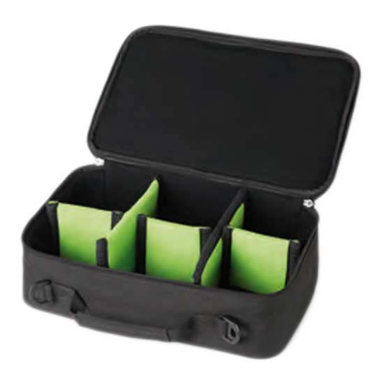 kali-kunnan-spool-case-25-x-18-x-11-cm-black-green