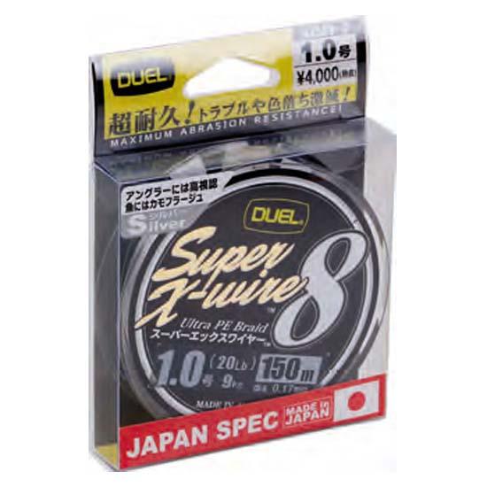 duel-super-x-wire-8-150-m-0-150-mm-silver