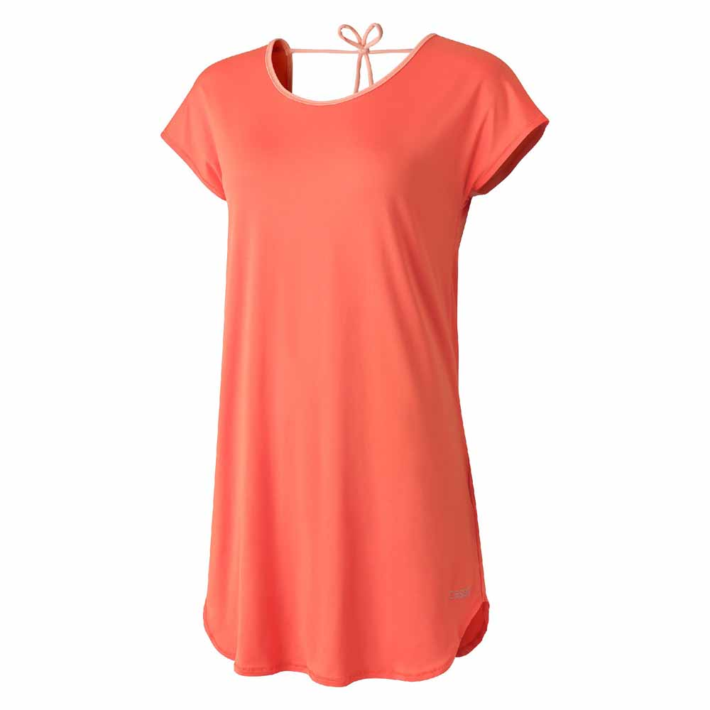 Casall Beach Dress 40 Detox Coral