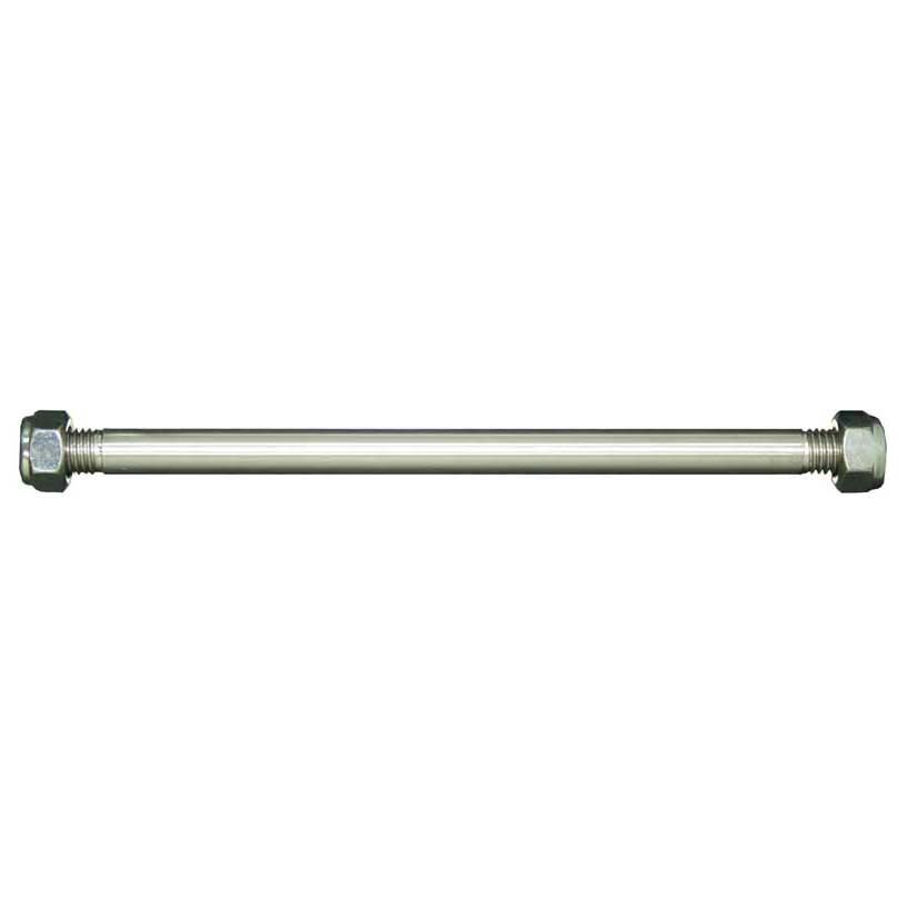 Akselit ja lukot Aluminium Rear Axle With 2 Nuts