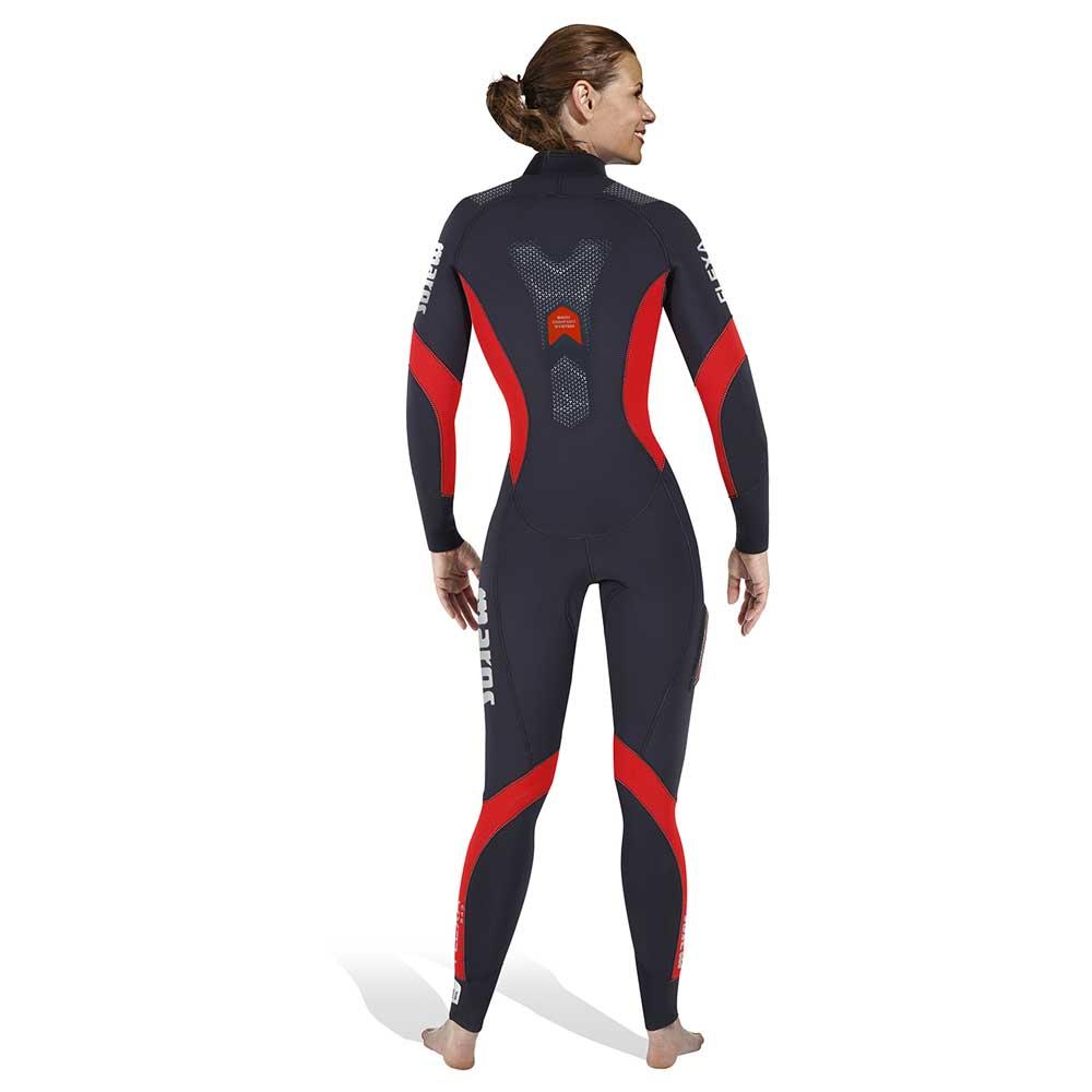 mares-flexa-she-dives-5-4-3-xs-black-red