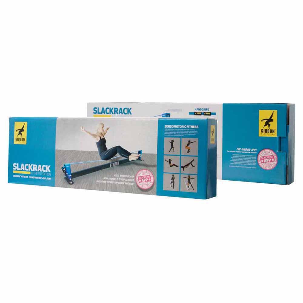Gibbon Slacklines Slack Rack Fitness Edition One Size