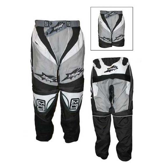 Msc Motocross Pants For Downhill And Freeride XXXL Grey / Black