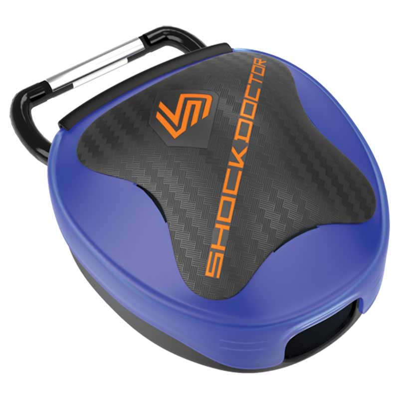 Shock Doctor Mouthguard Case One Size Blue