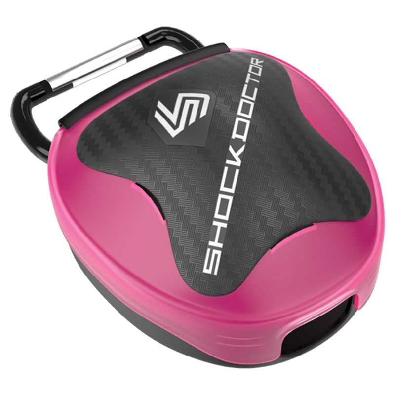 Shock Doctor Mouthguard Case One Size Pink