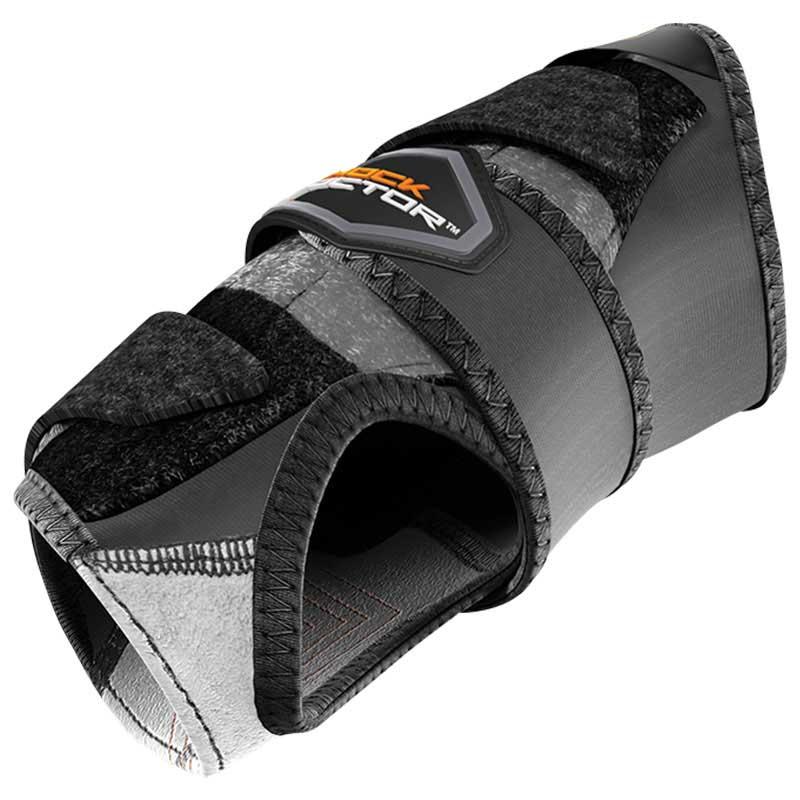 Shock Doctor Wrist 3 Strap Support Left L Black