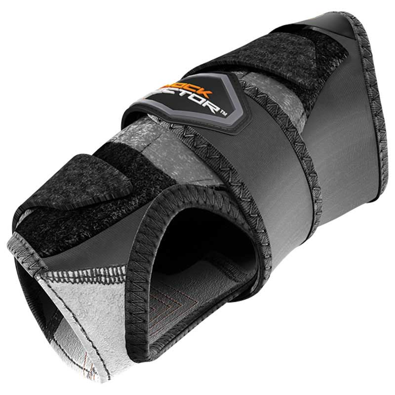 Shock Doctor Wrist 3 Strap Support Right L Black