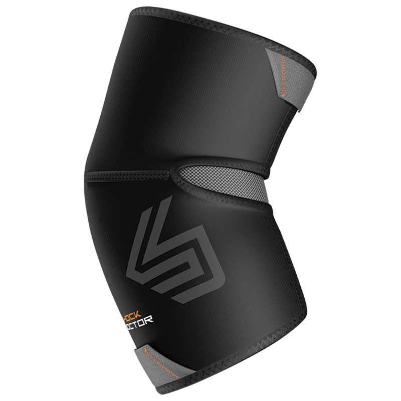 Shock Doctor Elbow Compression Sleeve L Black