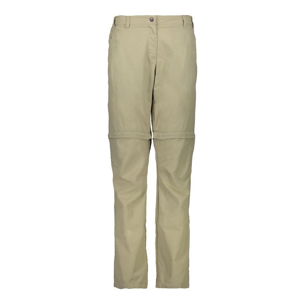 Cmp Long Pant Zip Off XL Corda