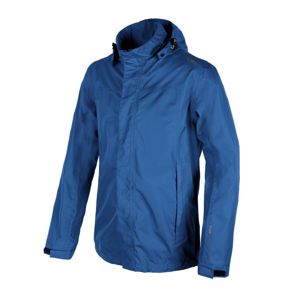 Cmp Zip Hood Jacket XXXXL Zaffiro