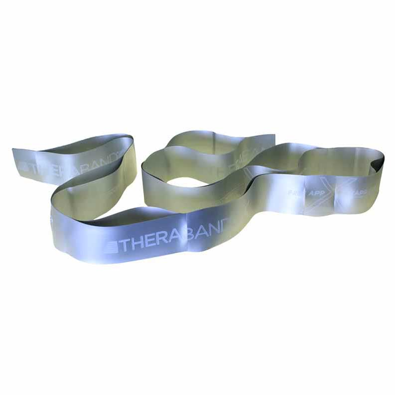Theraband Clx 11 Loops Athletic 4.6 Kg Silver