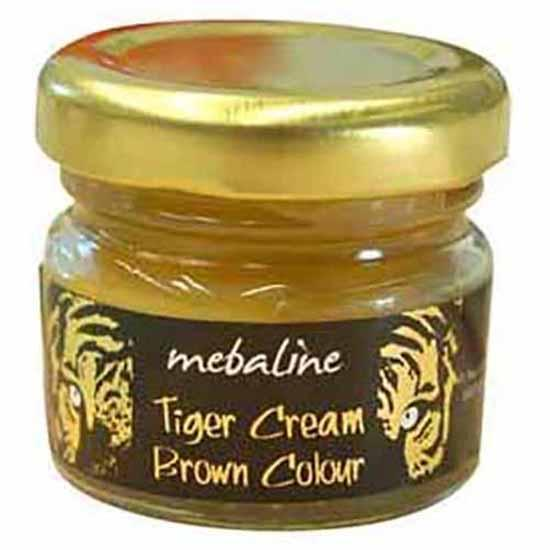 Mebaline Tiger Cream One Size Brown