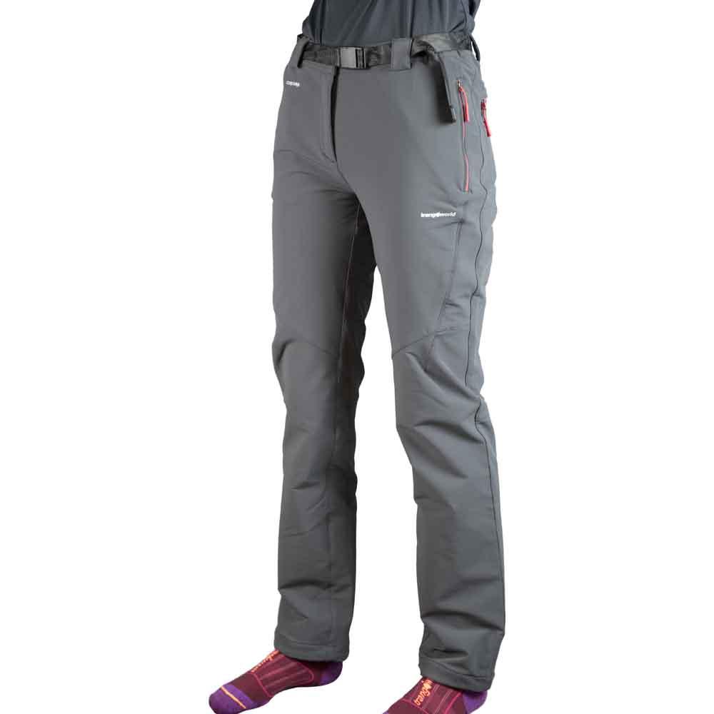 Trangoworld Kibutz Ft Shorts Pants Short XL Anthracite