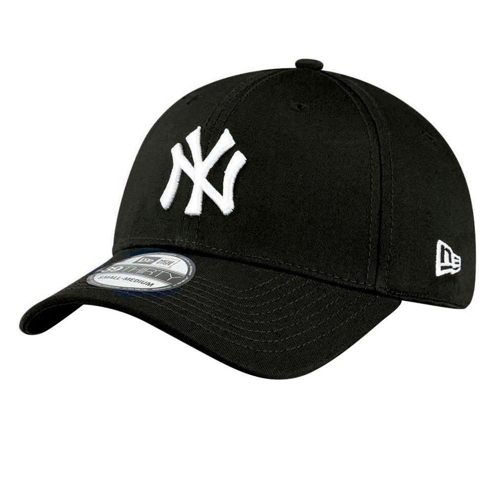 New Era 39thirty New York Yankees M-L Black / White
