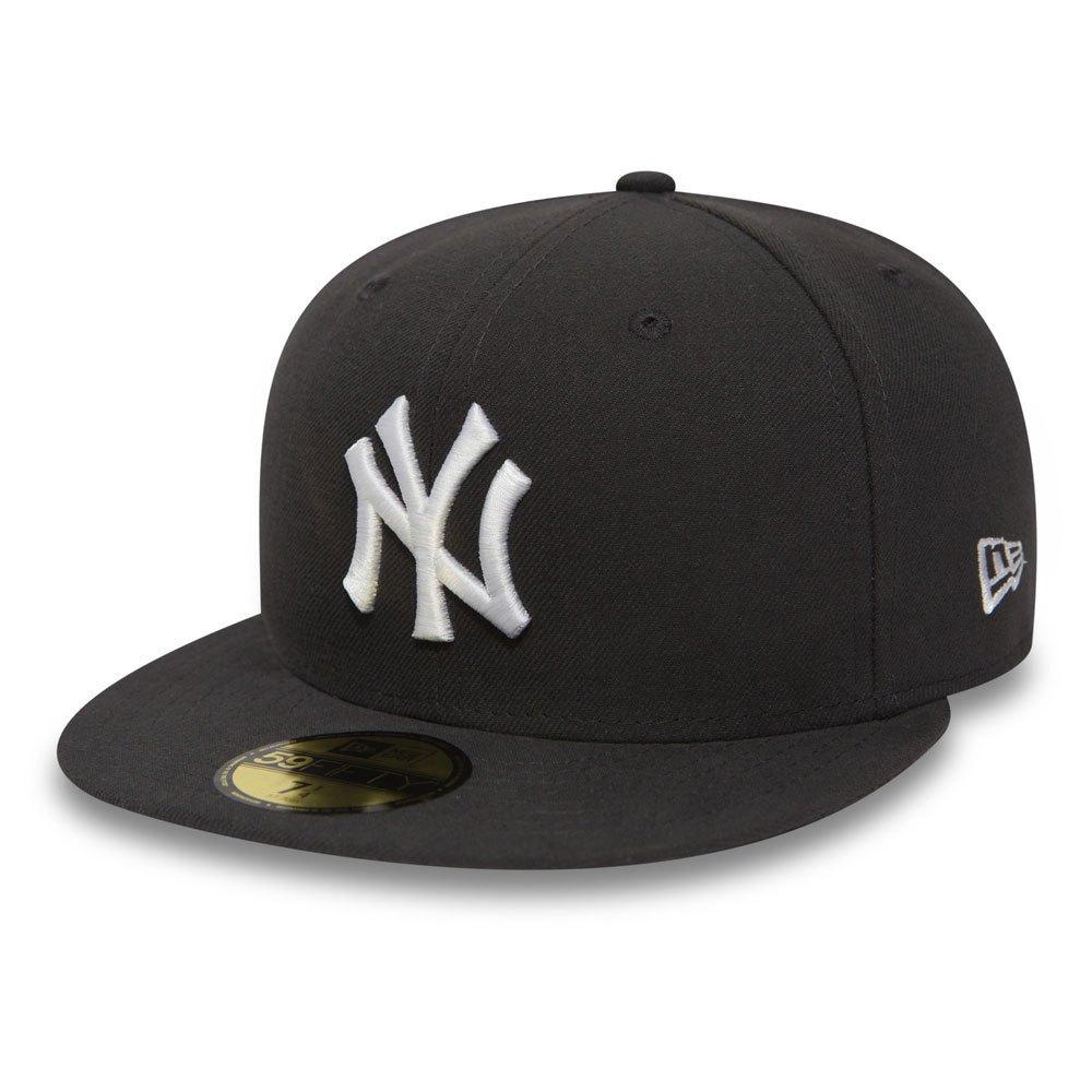 New Era 59fifty New York Yankees 8 Gray / White