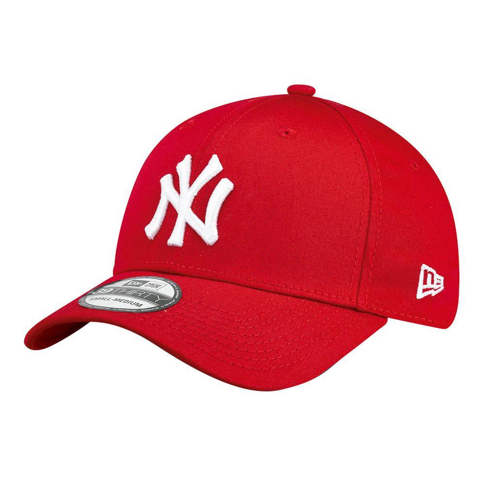 New Era 39thirty New York Yankees L-XL Red / White