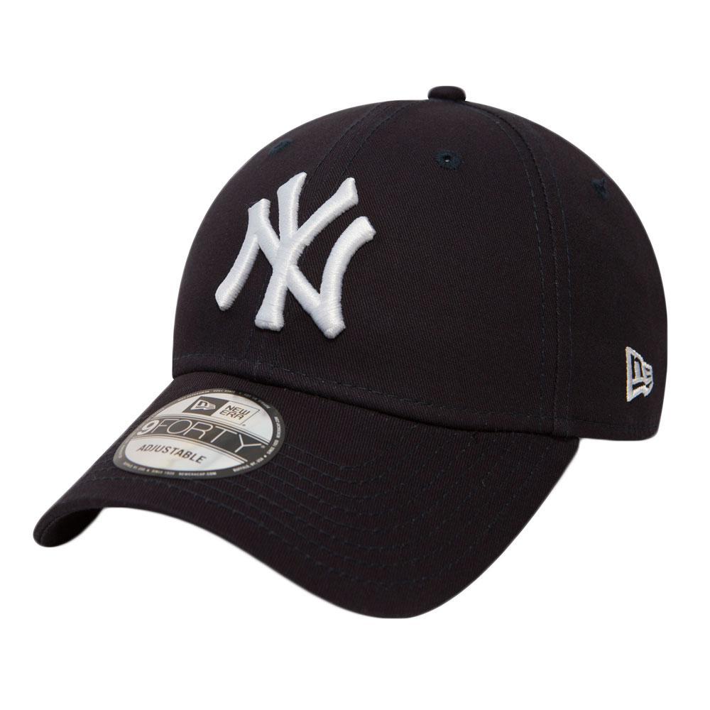 New Era 9forty New York Yankees One Size Navy / White