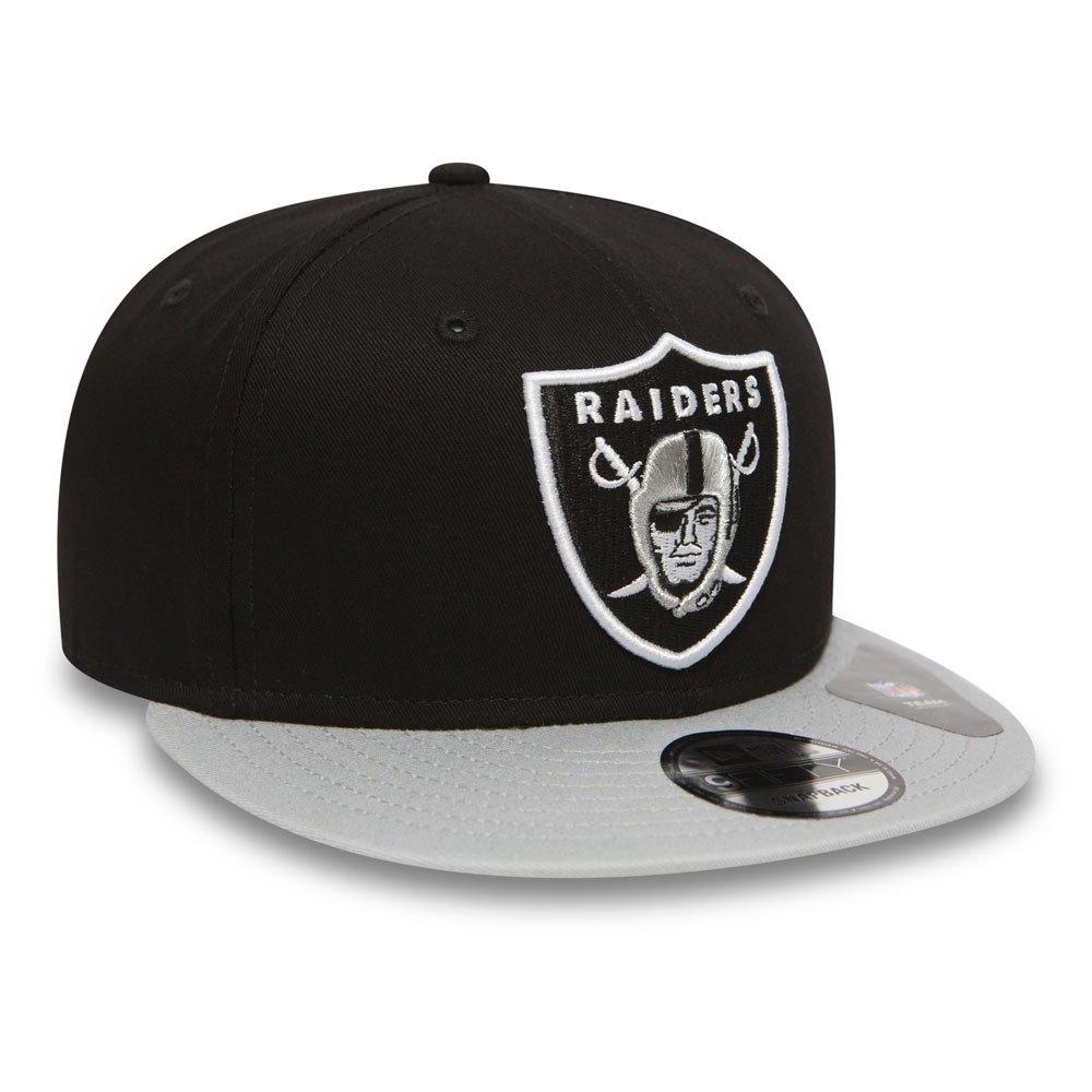 New-Era-9-Fifty-Oakland-Raiders-Multicolore-Berretti-e-cappelli-New-era miniatura 4