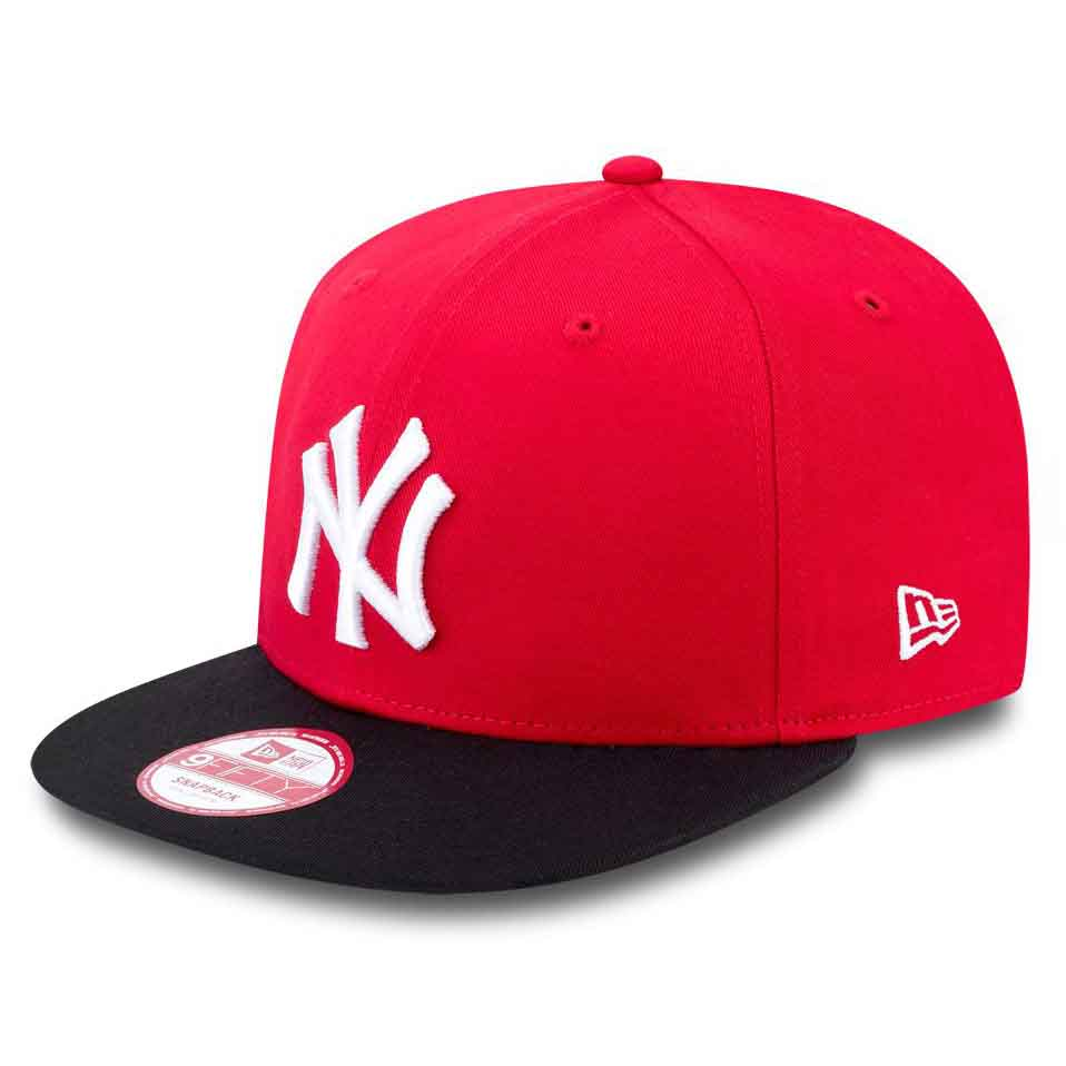New Era Casquette 9fifty New York Yankees S-M Red / Black / White