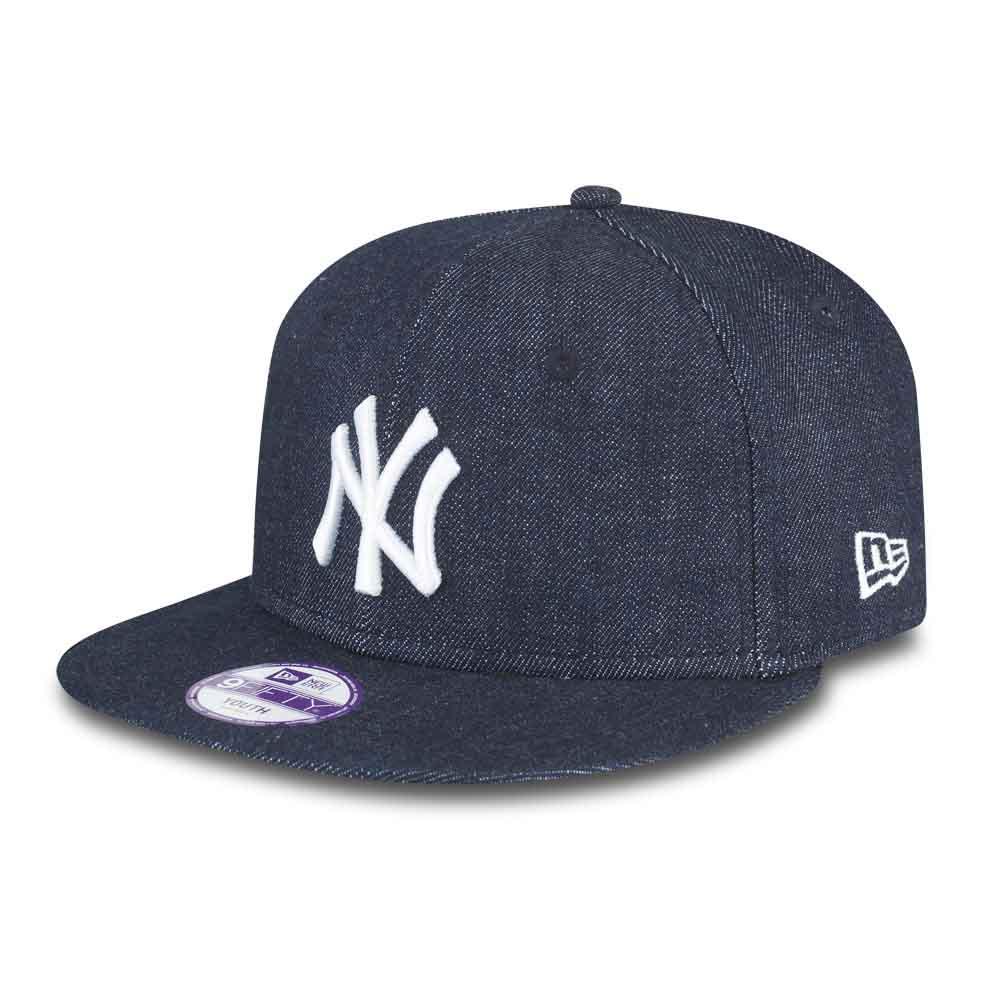 New-Era-9-Fifty-New-York-Yankees-Grigio-Male-Youth