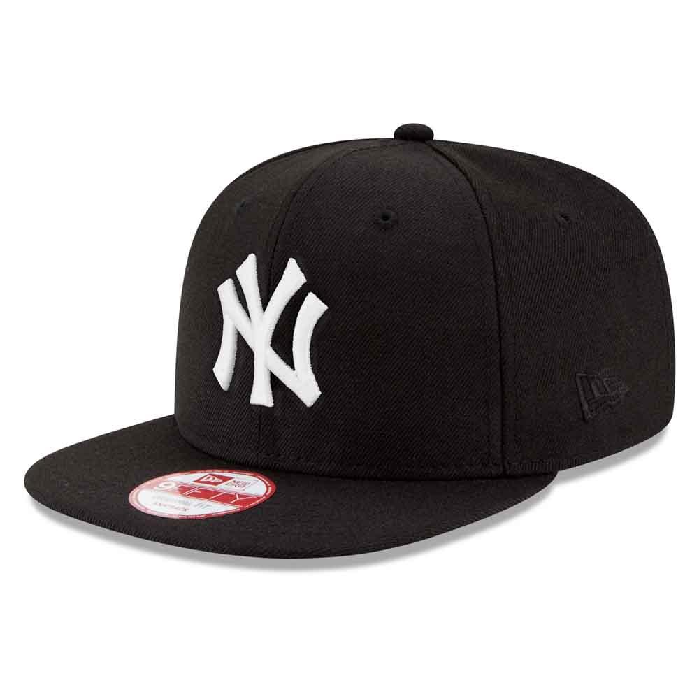 New Era 9fifty New York Yankees M-L Black / White